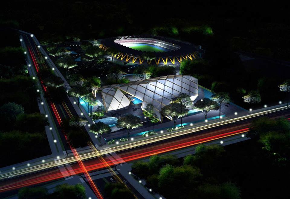 New Clark City Sport Hub Home Of 30th Sea Games