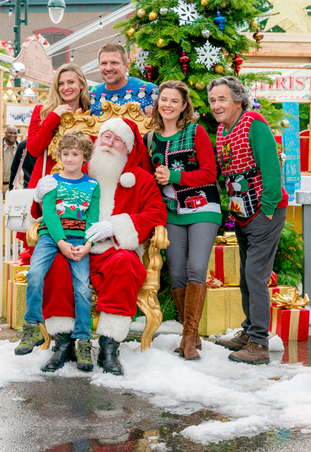 Miss Christmas Cast.Its A Wonderful Movie Your Guide To Family And Christmas