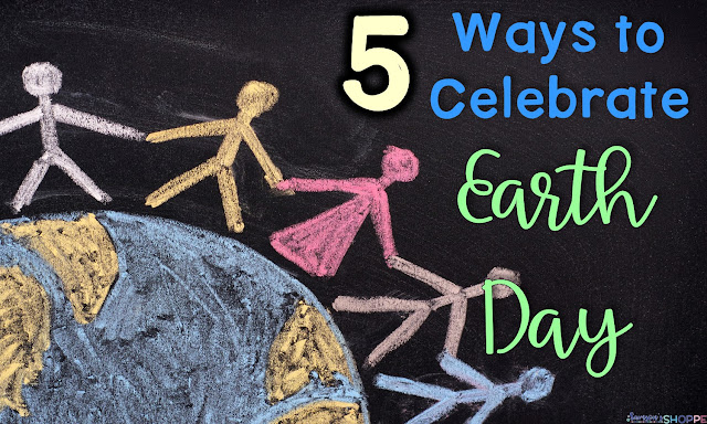 Five ways to celebrate earth day with older students