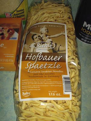 Spaetzle | Margaret's Morsels