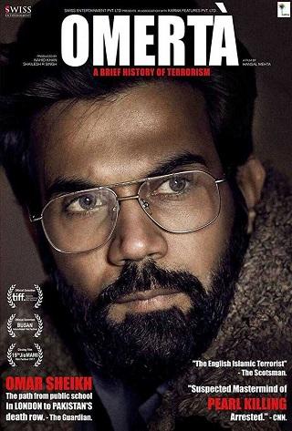 Omerta 2018 Full Hindi Movie Download Pre DVDRip x264 700MB