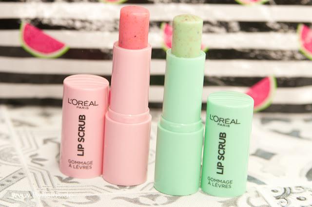 Loreal - Lip Scrub