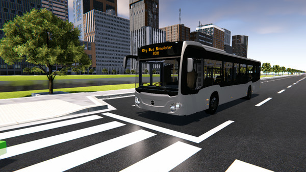 City Bus Simulator 2018 Free Download Screenshot 2