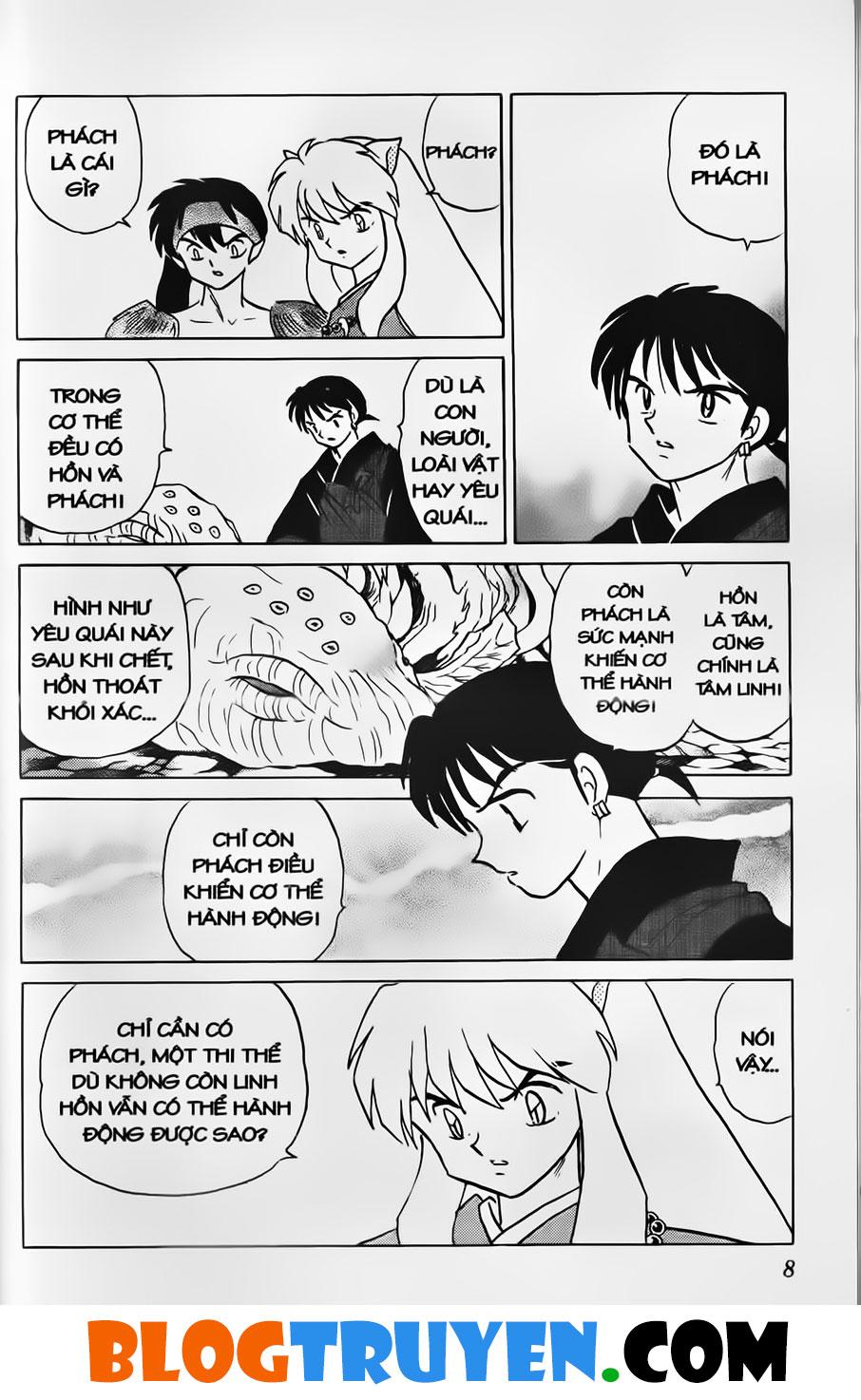 Inuyasha vol 35.1 trang 6