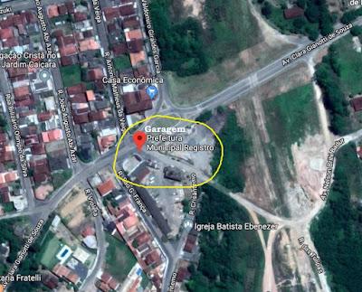 Dois veículos são roubados na Garagem da Prefeitura de Registro-SP