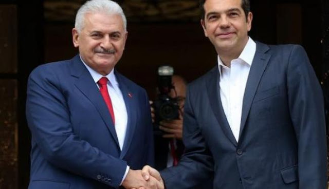 Πρόκληση Γιλντιρίμ από την Αθήνα: Παραβιάσεις κάνουν και τα ελληνικά μαχητικά!