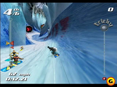 SSX Tricky (PS2) 2002