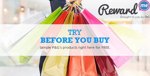 Get Free Samples From P&G