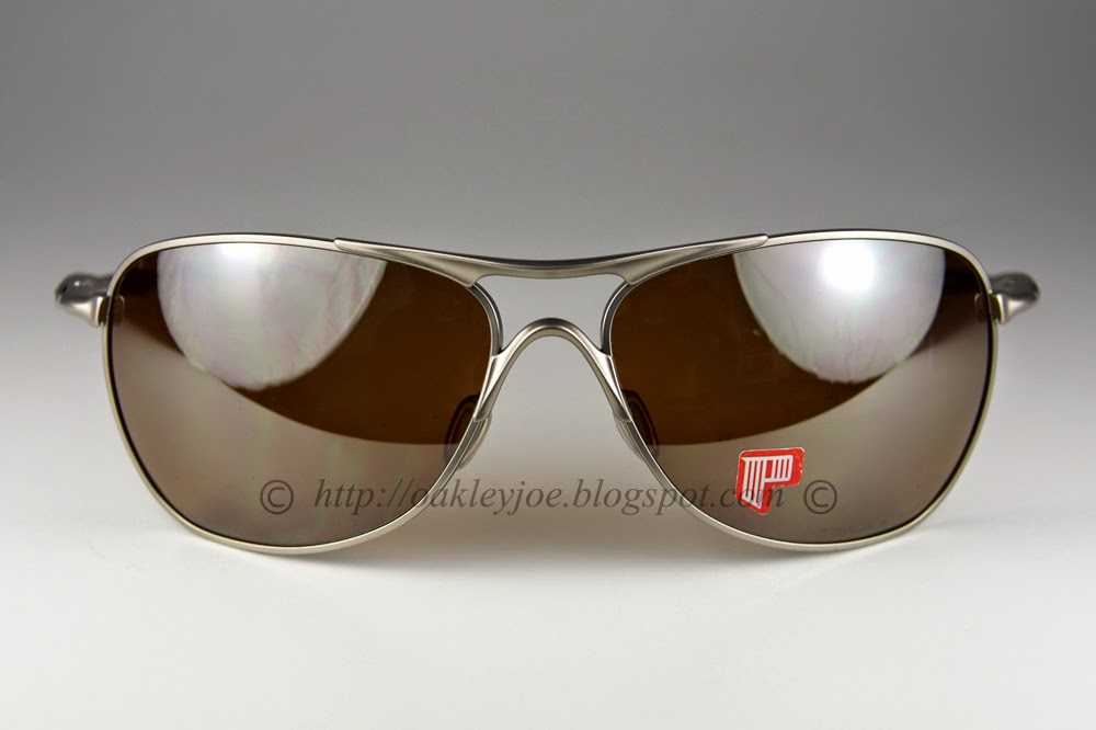 1233e9fedb Oakley Polarized Titanium Crosshair Review « Heritage Malta