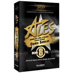Filozof Yayıncılık ALES Konularına Göre Ayrılmış Çözümlü Son 8 Yıl 15 Sınav Çıkmış Sorular (2017)