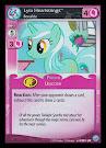My Little Pony Lyra Heartstrings, Bonafide Premiere CCG Card