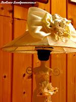 Lampe Shabby Chic