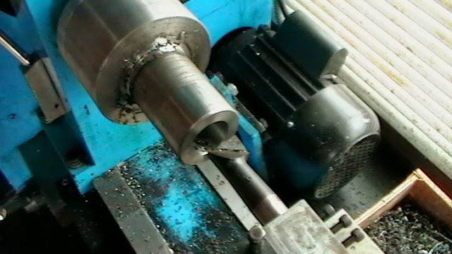 boring collet cloture for 5-C collet