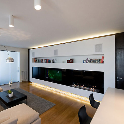 Apartment Interior Design Perfect White Elegant Apartment Interior