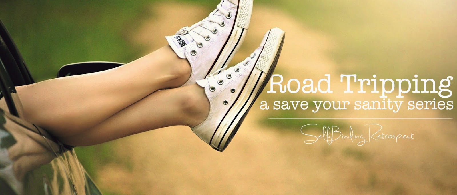 Road Tripping {a save your sanity series} - 10 easy ways to make a road trip better