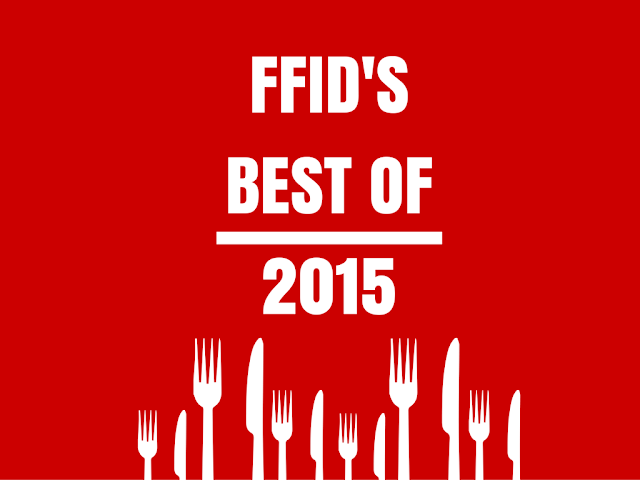 Best of 2015 - Dublin restaurants