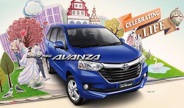 Spesifikasi Harga Kredit & Cicilan Toyota Avanza Surabaya