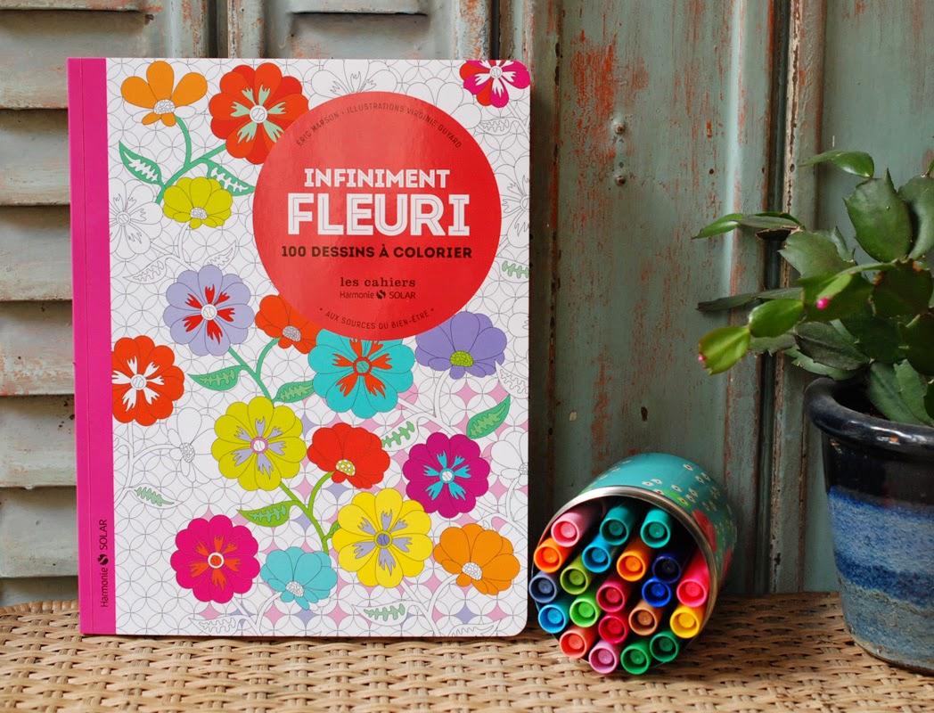 infiniment fleuri_livre coloriage_solar