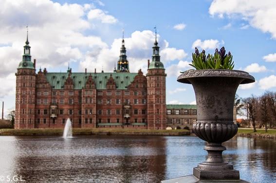 Fotografia de El castillo de Frederiksborg en Hillerod