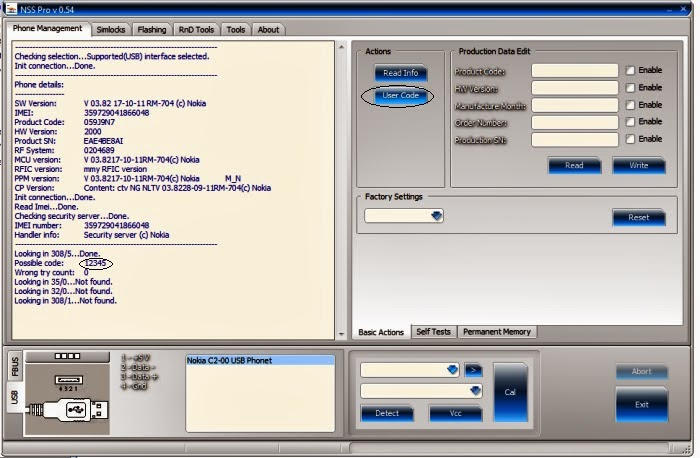 PRO V.0.54 SOFTWARE TÉLÉCHARGER (NOKIA PROFESSIONAL NSS SERVICE