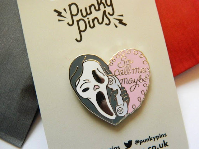 Punky Pins Call Me Maybe Enamel Pin