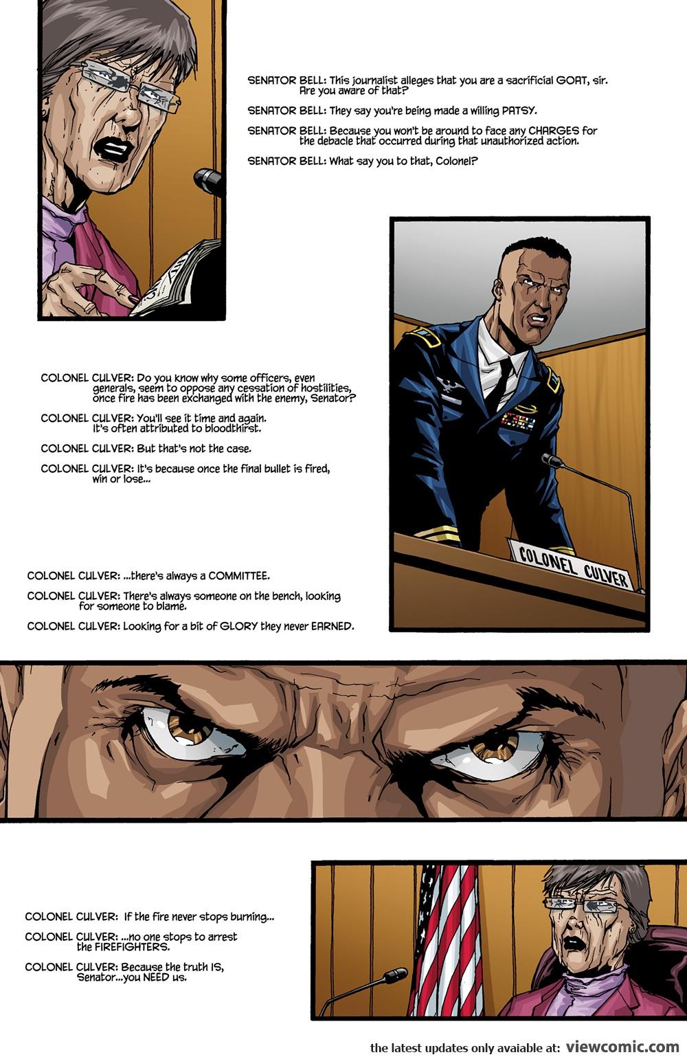 Leaving Megalopolis – Surviving Megalopolis 006 (2016) | Vietcomic.net reading comics online for free