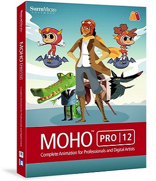 Smith Micro Moho Pro 12.3.0.22035 poster box cover