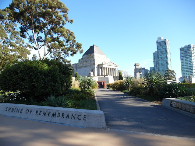 Shrine of Remembrance\
