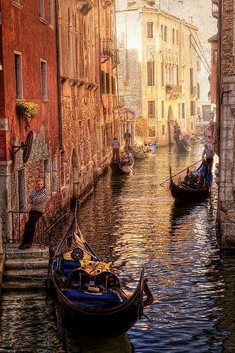 A Splendor of sunset - Venice - Italy