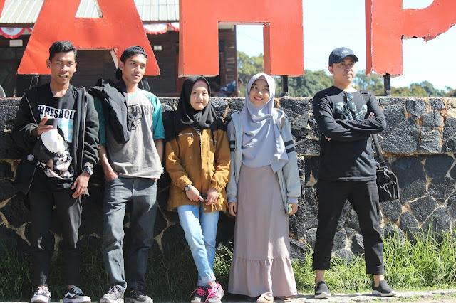 Jadi Baru Kebumen 2018 Tour To Bandung, Best Momen- eka kris di kawah putih bandung 1