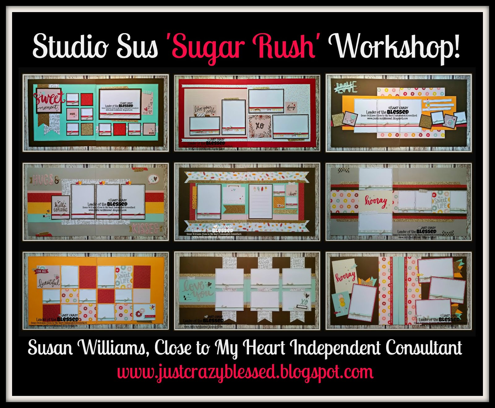 'Sugar Rush' Workshop!