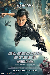 Jadwal BLEEDING STEEL di Bioskop