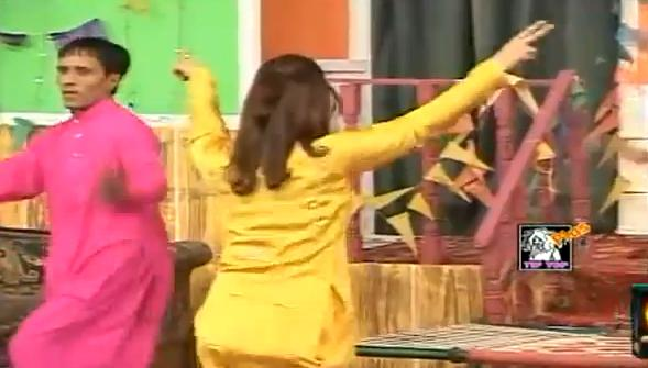 New mujra main mahi day kho tu pani da latest mujra - 5 1