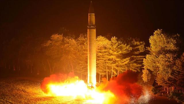 Pyongyang dice que sus armas nucleares apuntan a EEUU