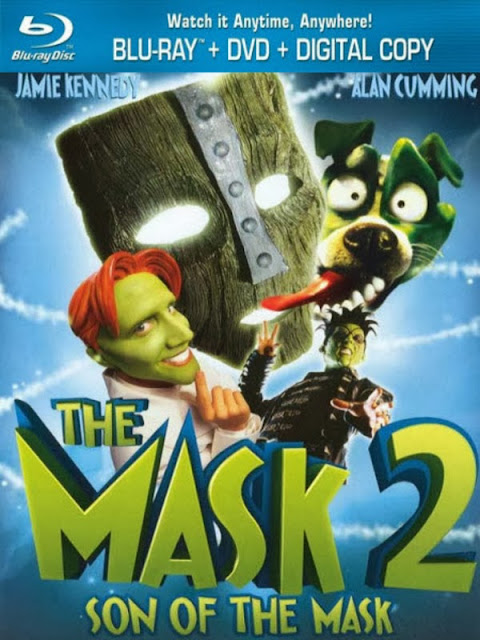 Son of the Mask 2005 Hindi Dubbed Dual BRRip 300mb