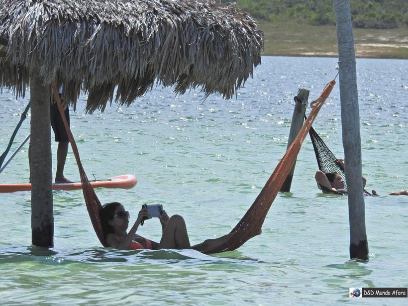 Lago-a do Paraíso - Jericoacoara - Alchymist Beach Praia