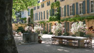 Abbaye de Pierredon. Armonía en la Provenza