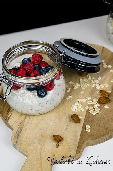 Bircher Müsli: Die Diät fördert meine gesunde Ernährung, die trotzdem schmeckt!