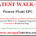 Powerplant EPC Walkin Interview 2018 - Latest Walkin 2018 in Chennai for Freshers
