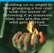 Dealing with Anger for our evolution