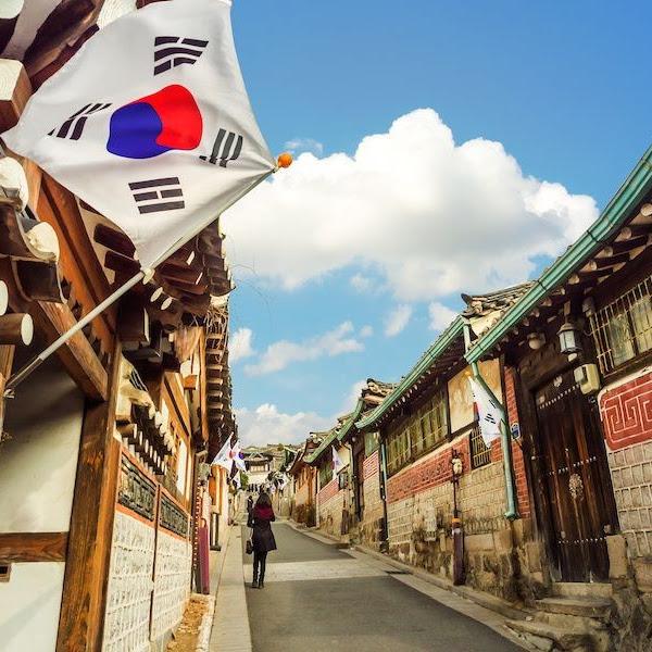 Korea Selatan, Saudara Jauh Yang Ingin Aku Kunjungi
