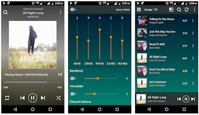 PowerAudio Pro Music Player Paid Version