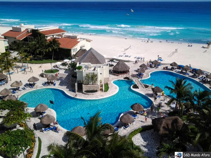 Cancun, México - Berloques de viagem combinam com destinos inesquecíveis