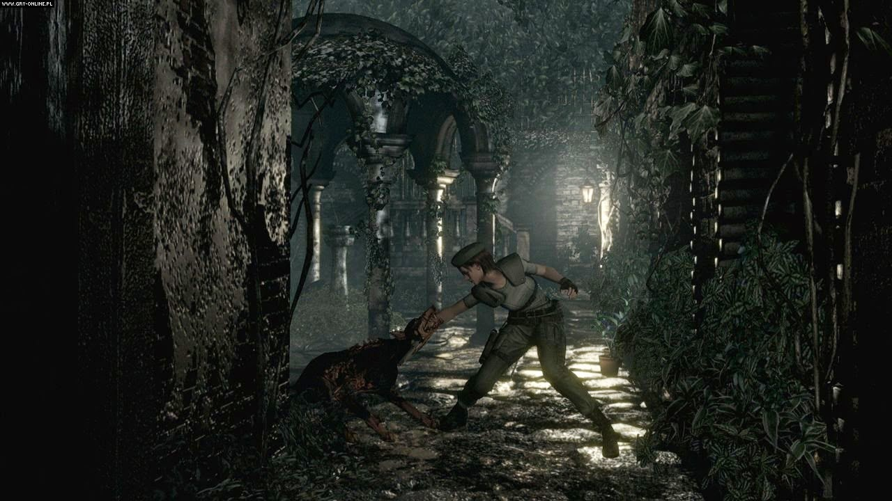 Resident Evil HD Remaster PC Games
