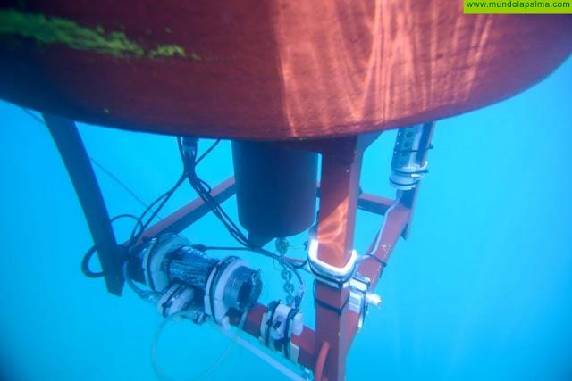Transición Ecológica y la ULPGC colaborarán en el mantenimiento de la Red de Observación de Dióxido de Carbono Oceánico en Canarias