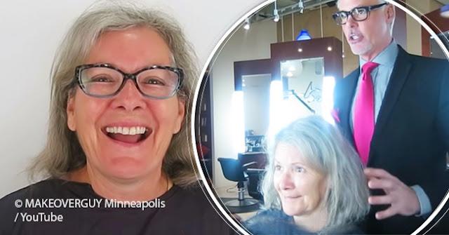 Впечатляющее преображение 65-летней женщины — доказательство того, что прическа кардинально меняет внешность
