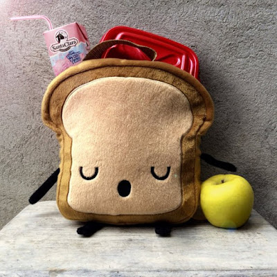 Mr. Litttle Bread slice Lunchbox