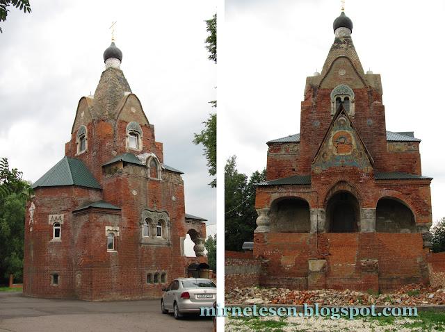Церковь в Федино