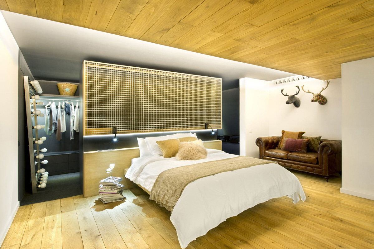 modern bedroom modern bedroom Modern Bedroom Of Your Dream - Be In Trend Bedroom Loft Style Home Terrassa Spain