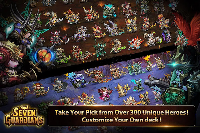 Seven Guardians APK Free Download